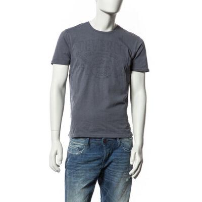 Devergo' 1D514072SS0106 kör nyakú férfi póló