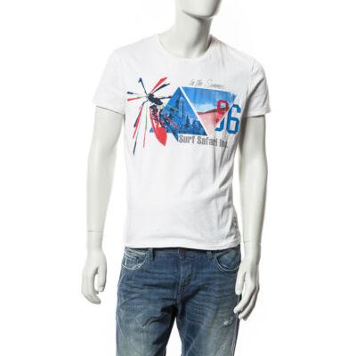 Devergo Férfi fehér pólók
