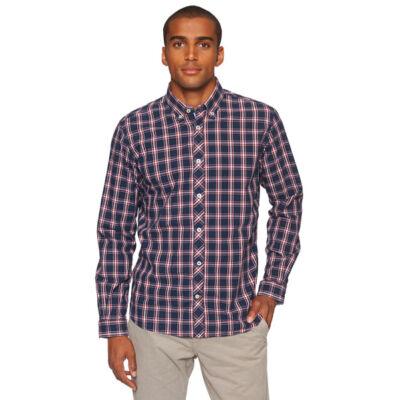 Tom Tailor Férfi bordó ingek