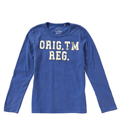 Tom Tailor Fiú kék pólók
