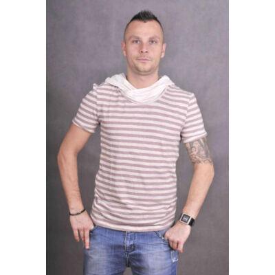 Antony Morato MMKS00118 Férfi kapucnis póló