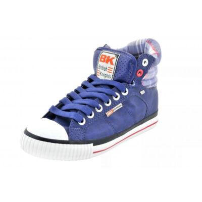 BK Férfi kék utcai cipők