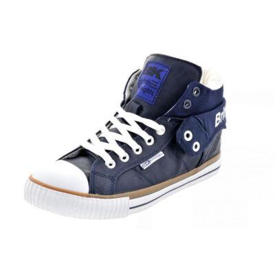 BK Férfi sötétkék utcai cipők