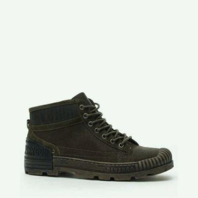 Devergo DE CF8010SU19FW KHA Férfi khaki magasszárú cipő