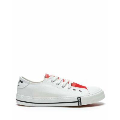 Devergo Férfi fehér utcai cipők