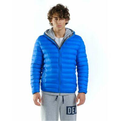 Devergo 1D923013KA1600 15 Férfi kék steppelt átmeneti dzseki