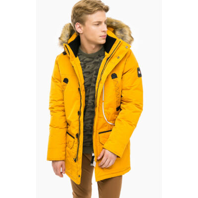 Tom Tailor 3533479 00 10 3622 Férfi Sárga téli kabát