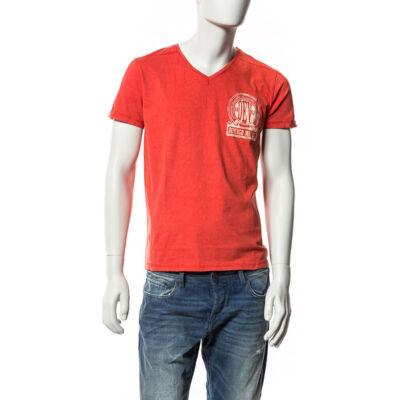 Devergo' 1D514030SS0123 férfi v nyakas póló
