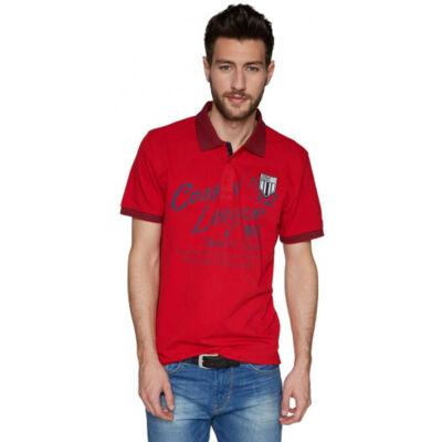 Tom Tailor Férfi piros pólók