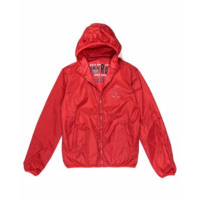 Devergo 1D913013KA1600 39 Férfi piros kifordítható széldzseki