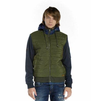 Devergo 1D827021KA1600 21 Férfi zöld átmeneti kabát