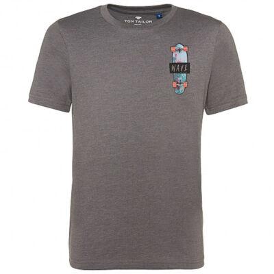 Tom Tailor Fiú sötétszürke pólók