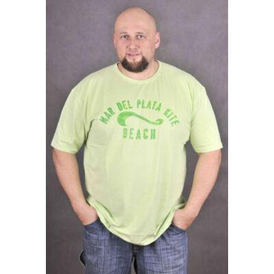 Kitaro Férfi zöld pólók