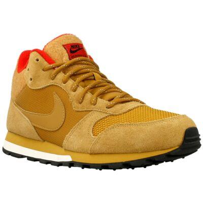 Nike MD Runner 2 Férfi sportcipő, PirosFehér, 43