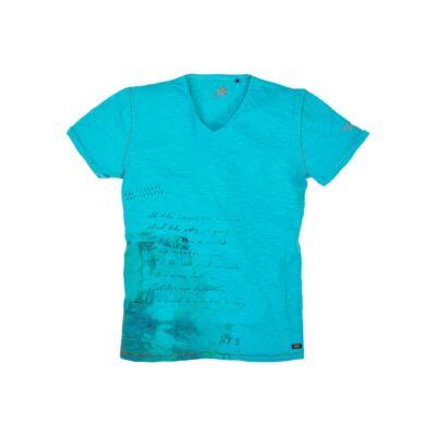 No Excess 72 350306 036 Világos színű férfi póló