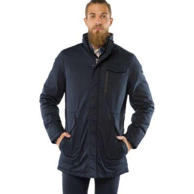 No Excess 82 630817 178 sötétkék férfi kabát