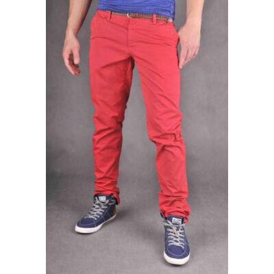 No Excess Férfi piros nadrágok