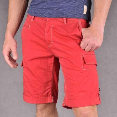 No Excess Férfi piros rövidnadrágok