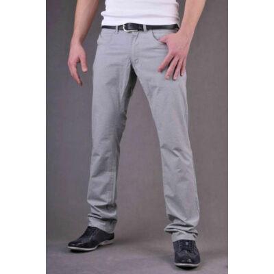 No Excess 6 71020 23 elegáns egyenes vászon nadrág