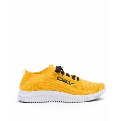 Devergo DE-BF3010KN 19SS férfi sárga zoknicipő