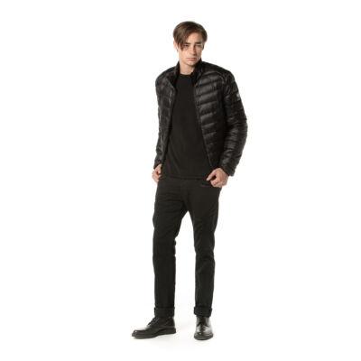 Devergo 1D723040KA1600 16 Férfi Fekete átmeneti kabát