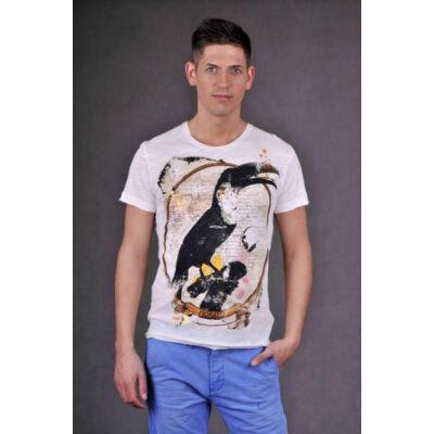 Antony Morato MKS001100 FA100025 férfi póló