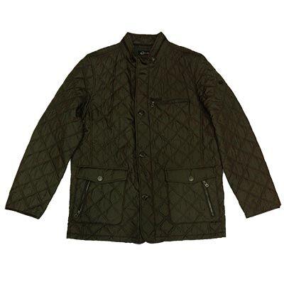Cabano 9120 32608 c 20 Khaki steppelt nagyméretű férfi kabát