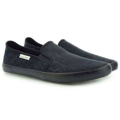 Calvin Klein Férfi fekete utcai cipők