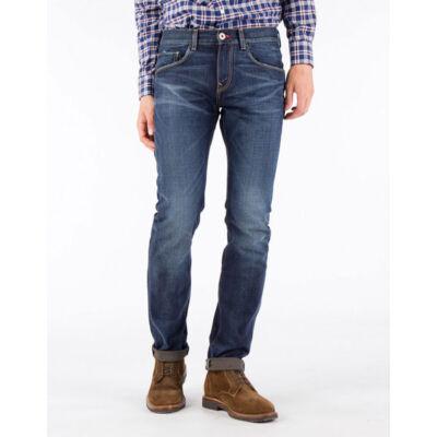 Tommy Hilfiger Férfi kék nadrágok