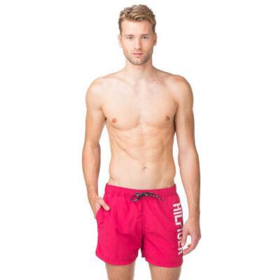 Tommy Hilfiger 0P87848273 687 piros úszónadrág swimshort
