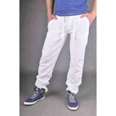 Tom Tailor 64008810110 2000 férfi fehér nadrág