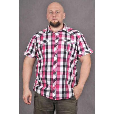 TwinLife Férfi fekete ingek