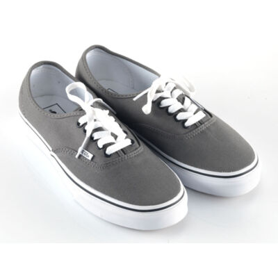 VANS férfi és női szürke utcai cipők