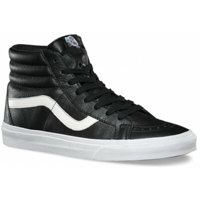 Vans VN0A2XSBNQR SK8 HI Reissue fekete férfi magas szárú utcai cipő