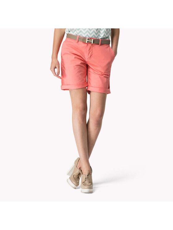 Tommy Hilfiger Női rózsaszín shortok, rövidnadrágok