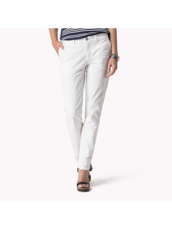 Tommy Hilfiger Női fehér nadrágok
