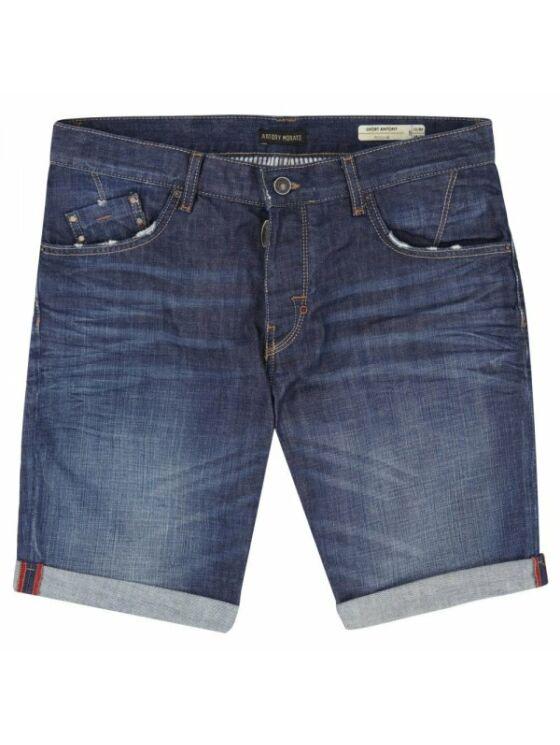Antony Morato Férfi kék rövidnadrágok