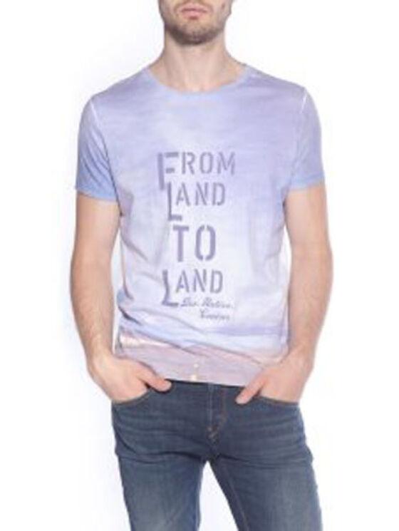 Devergo Férfi lila pólók