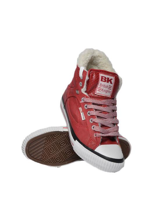 BK Férfi piros utcai cipők