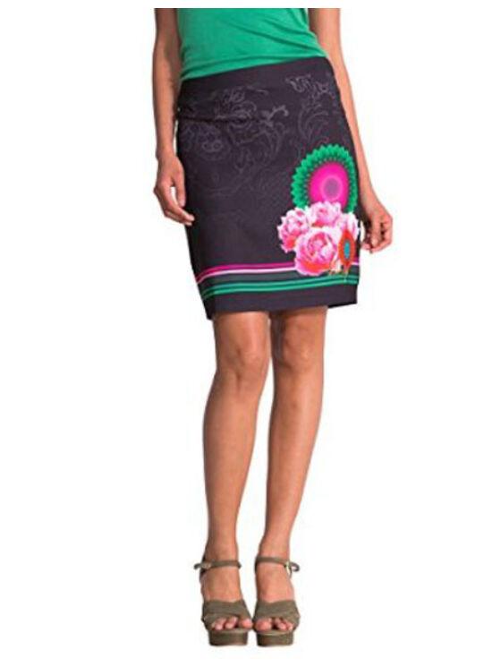 Desigual Női fekete szoknyák