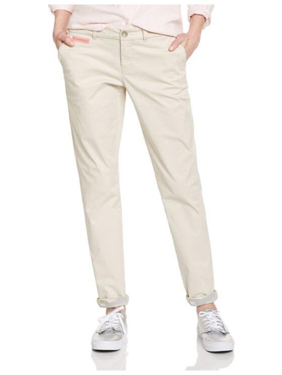 Tommy Hilfiger Női drapp nadrágok