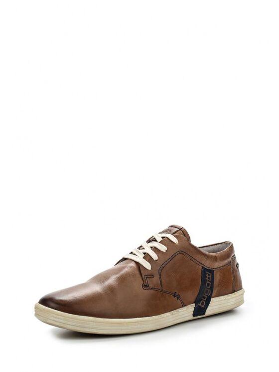 Bugatti Férfi barna utcai cipők