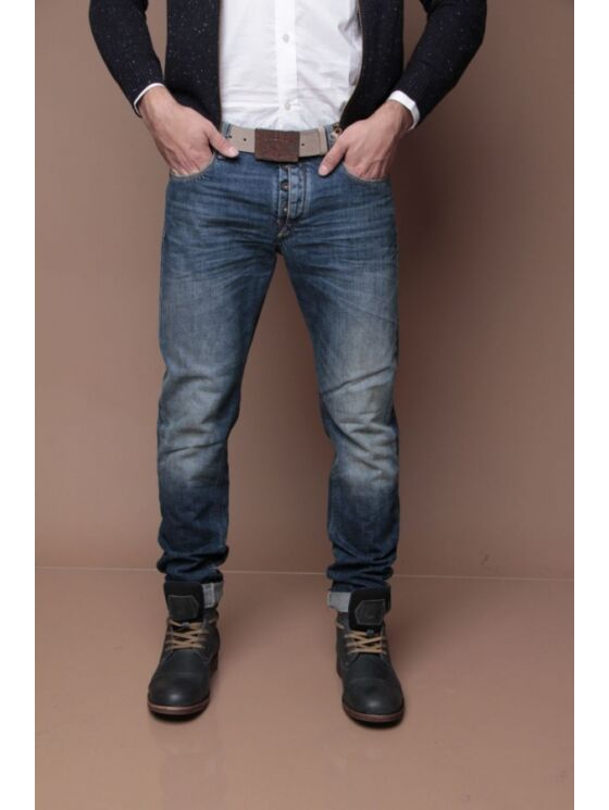 Devergo Férfi kék nadrágok