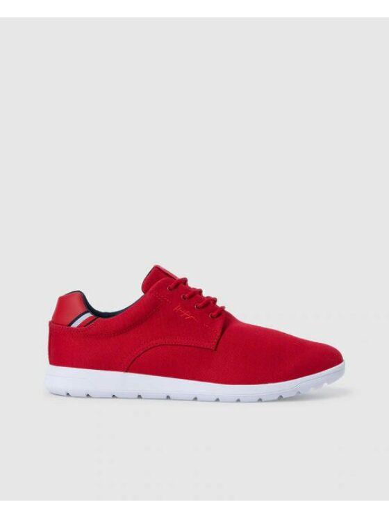 Tommy Hilfiger Férfi piros utcai cipők