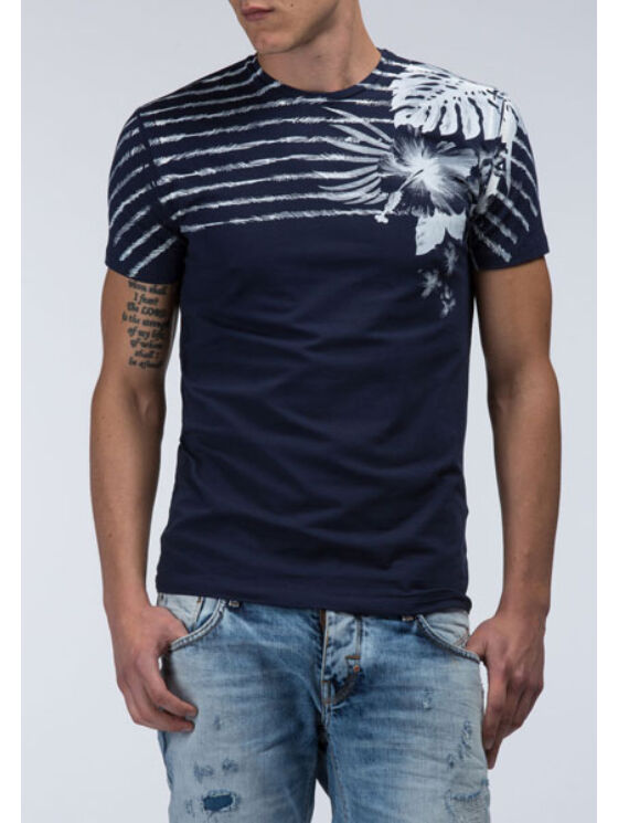 Antony Morato Férfi kék pólók