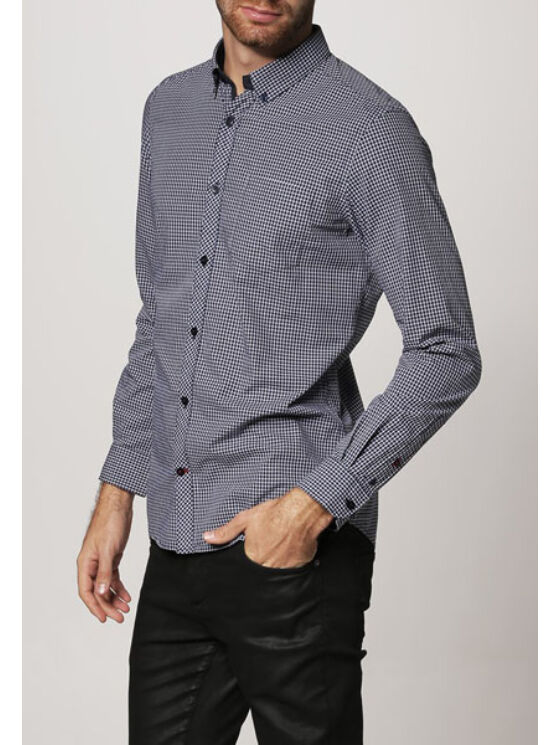 Tom Tailor Férfi fekete ingek