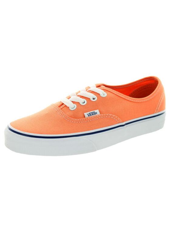 VANS Női sárga utcai cipők