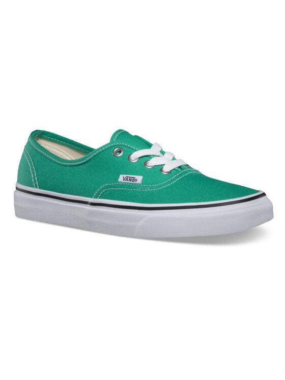 VANS Női zöld utcai cipők