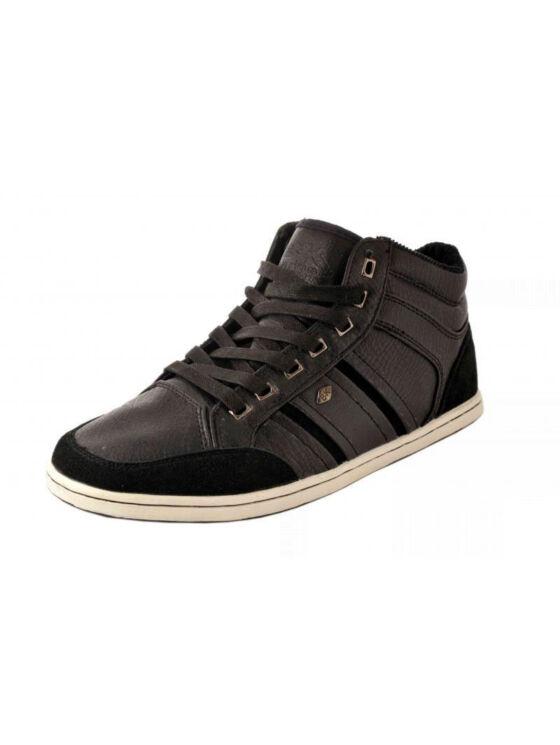 BK Férfi fekete utcai cipők