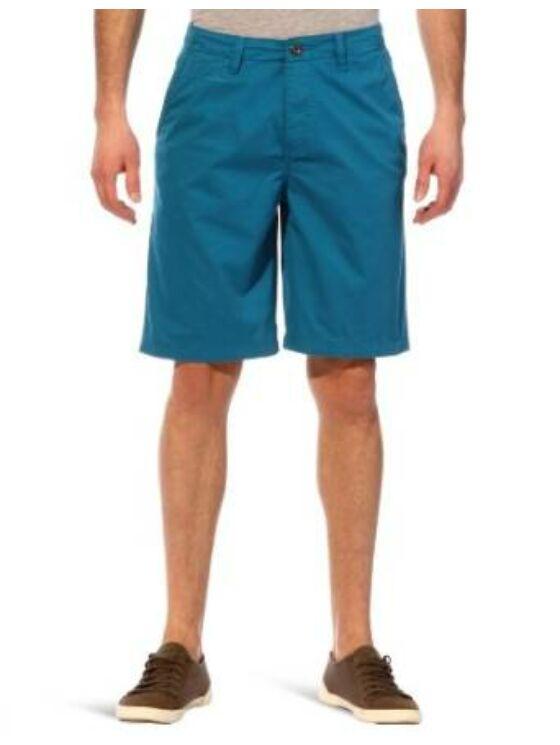 Tom Tailor Férfi kék rövidnadrágok